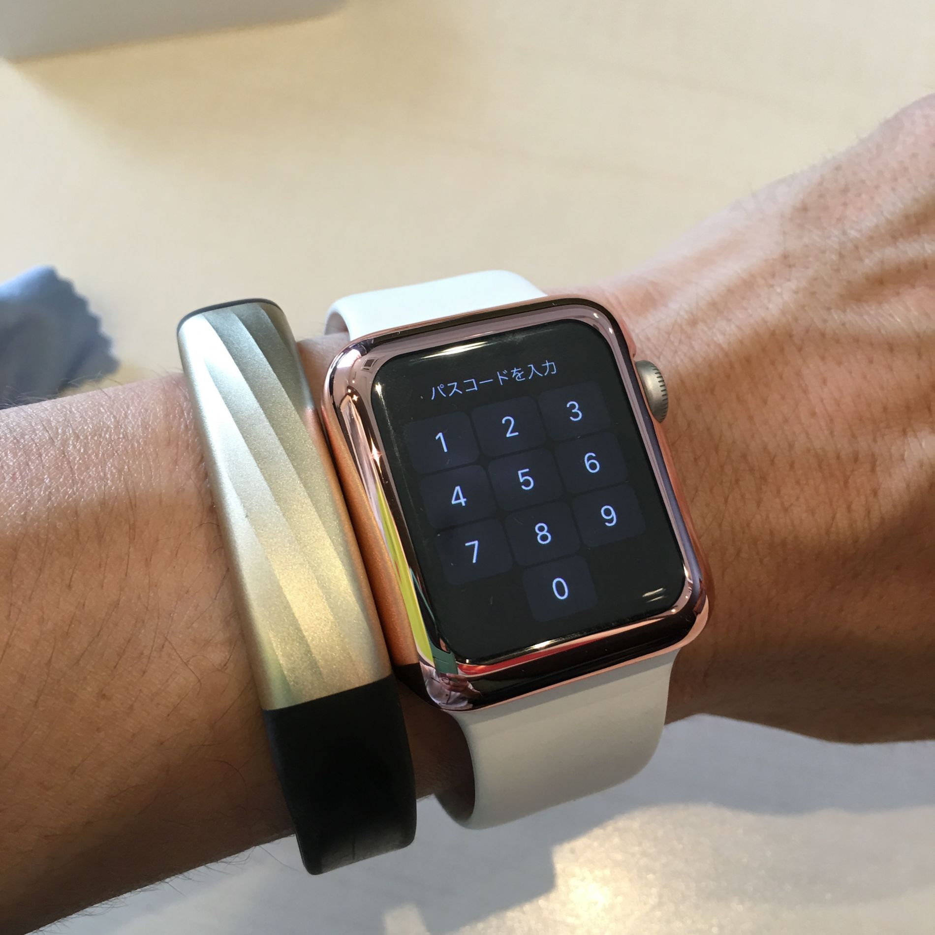 Apple Watchの薄くて全面保護してくれるフルカバーケースを買いました
