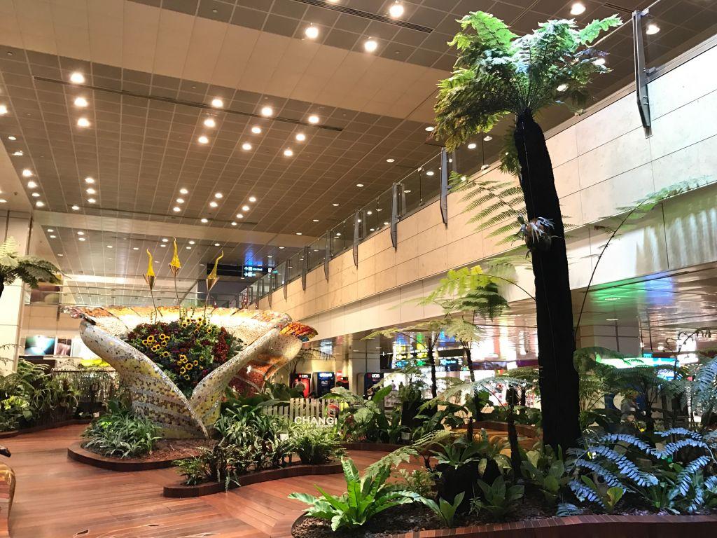 【プーケット旅行記】7日。小松空港から羽田空港、シンガポールへ